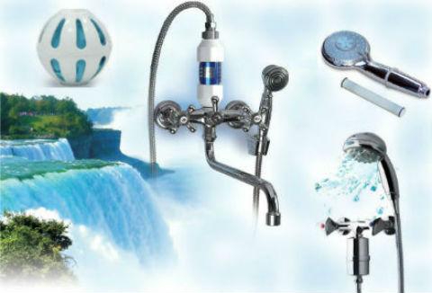 Фільтри для ванн