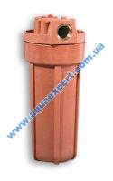 Корпус  фільтра для гарячої і холодної води Aquafilter FHHOT-1